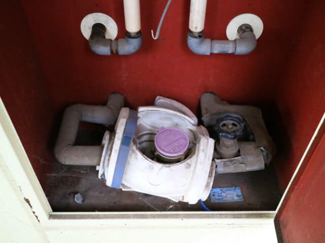 1メーターボックス止水栓