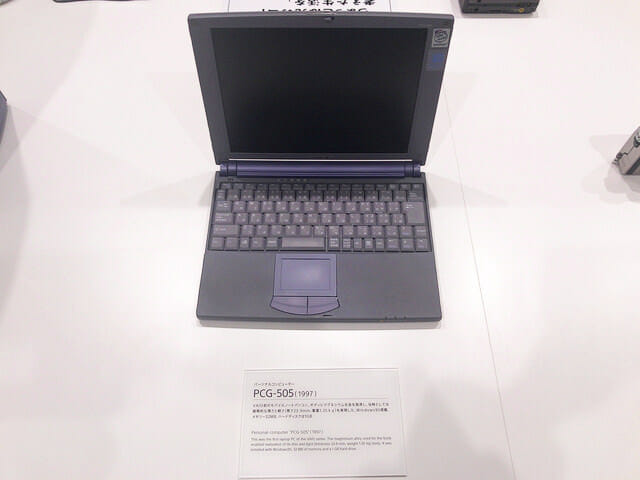 ソニービルIt s a Sony展VAIO