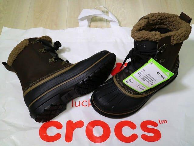 Crocs2017福袋 allcast 2 boot m