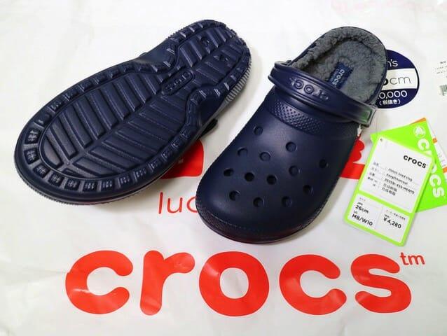 Crocs2017福袋 classic lined clog