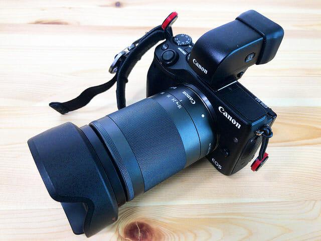 買って良かった、望遠そしてマクロ撮影できるCanonミラーレスカメラ用レンズEF-M18-150mm(開封編)