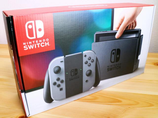 Nintendo Switch発売開始 ハードの機能仕様を実機確認