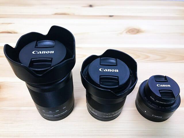 買って良かった、望遠そしてマクロ撮影できるCanonミラーレスカメラ用レンズEF-M18-150mm(試し撮り編)