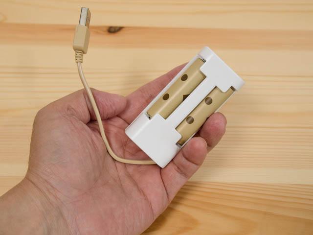 イケアに充電電池をUSBで充電できる充電器ヴィニンゲ(VINNINGE)が300円でお得