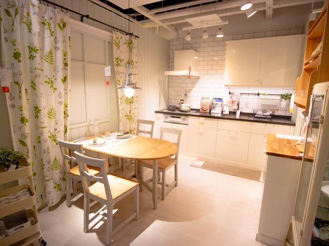 IKEA ショールーム1