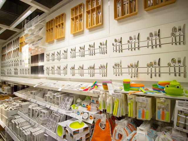 IKEA マーケットホール スプーン