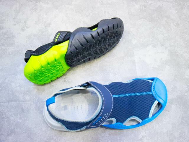 クロックス2017年春夏 swiftwater sandal