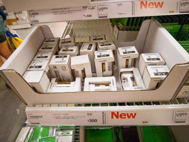 IKEA VINNINGE 売場アップ