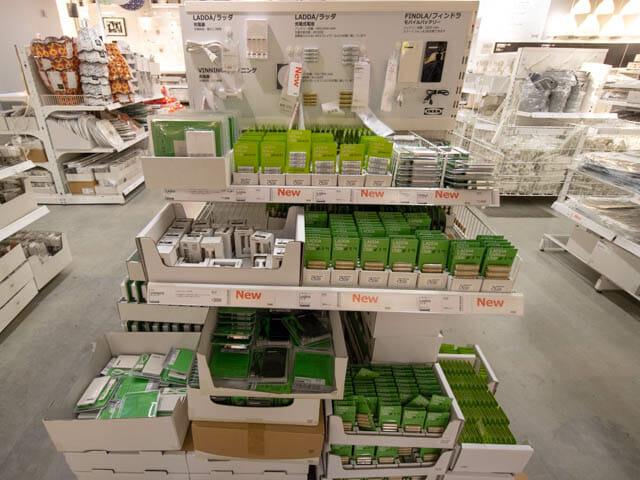 IKEA VINNINGE 売場