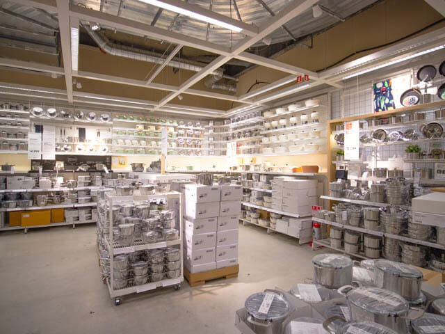 IKEA マーケットホール 鍋