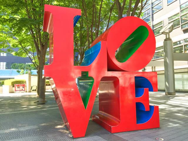 新宿LOVE