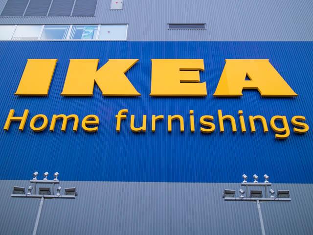 IKEA IKEAロゴ