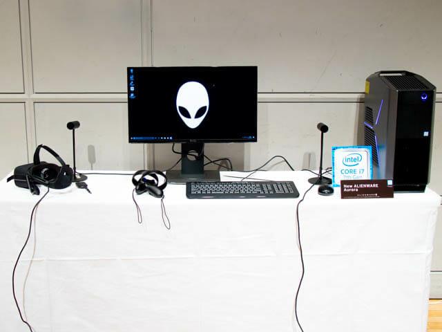 DellVRゲーミング体験会 Oculus Riftセット