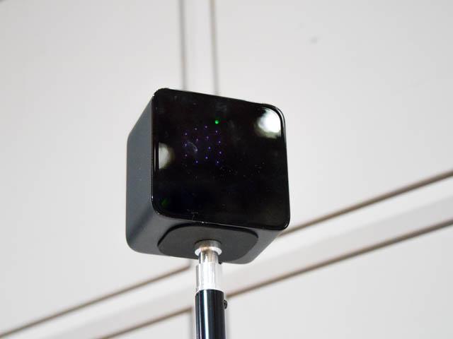 DellVRゲーミング体験会 HTC VIVEセンサー