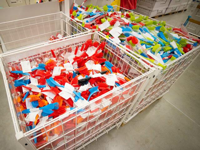IKEA ANTAGEN 食器洗いブラシ 売場