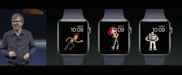 WWDC17 5 watchOS 文字盤