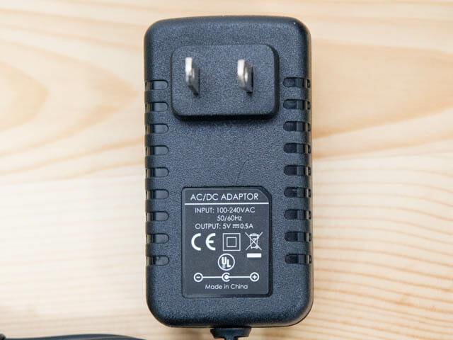 AUKEY HDMI切替機 ACアダブター