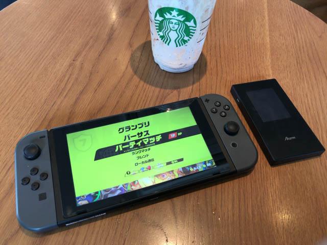 Nintendo Switchなどブラウザ機能がない機器を認証が必要な公衆無線LANに接続する方法