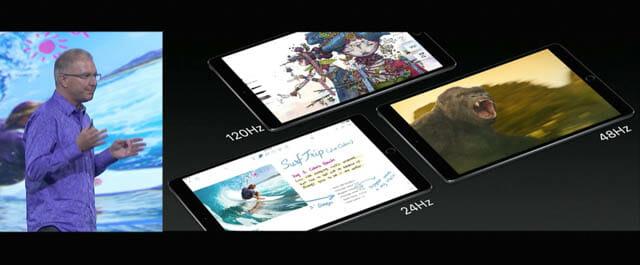 WWDC17 31 iOS iPadProリフレッシュ