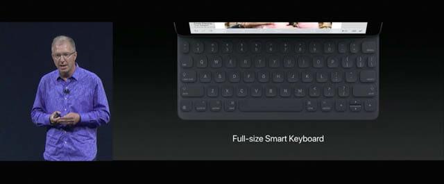 WWDC17 30 iOS iPadProスマートキーボード