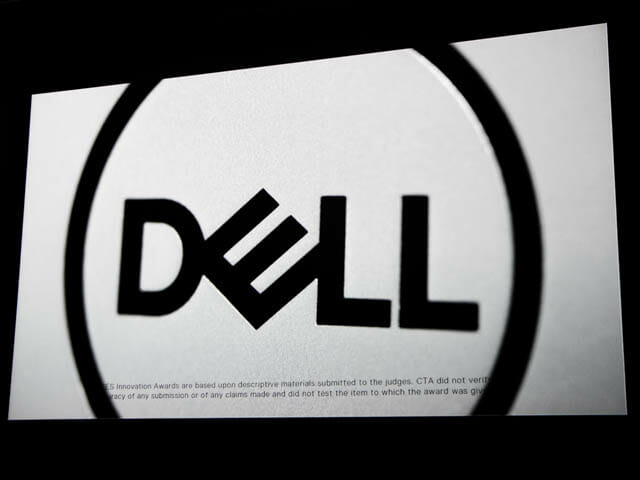 DELL新製品発表会201706 DELLロゴ