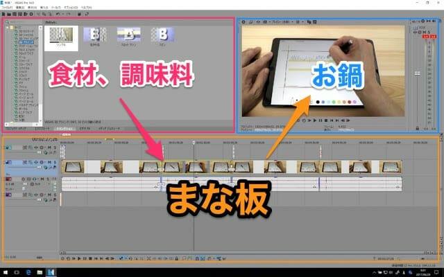 動画編集の初心者がプロの現場でも使われる動画編集ソフトVEGAS Proを使ってみた