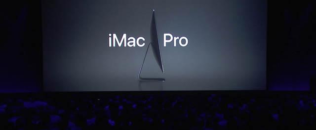 WWDC17 17 macOS iMacPro