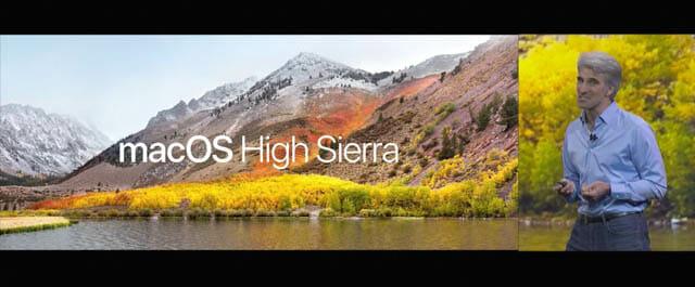 WWDC17 6 macOS HighSierra