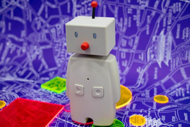 子供ウケの良いコミュニケーション促進ロボットBOCCOは愛らしくてデキル奴