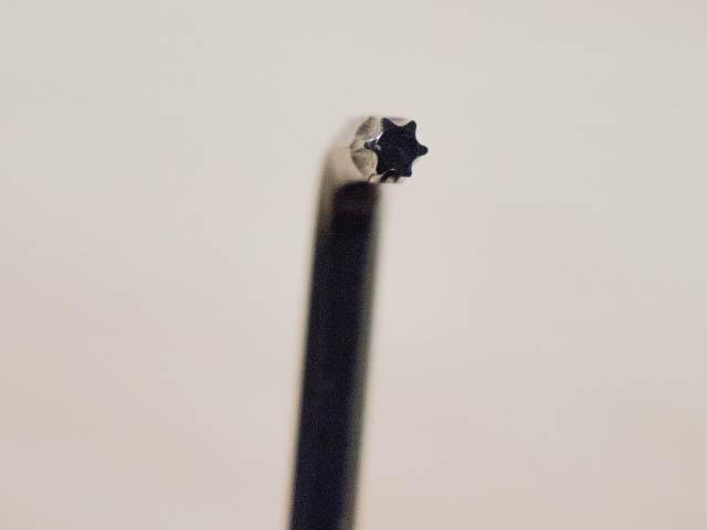 セイルチェア 修理 部品トロックスレンチ