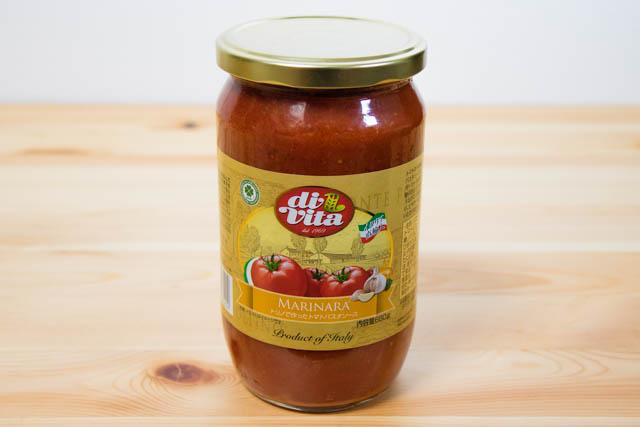 トマトパスタ パッケージ
