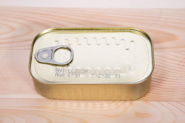 ダイソー オイルサーディン 缶詰