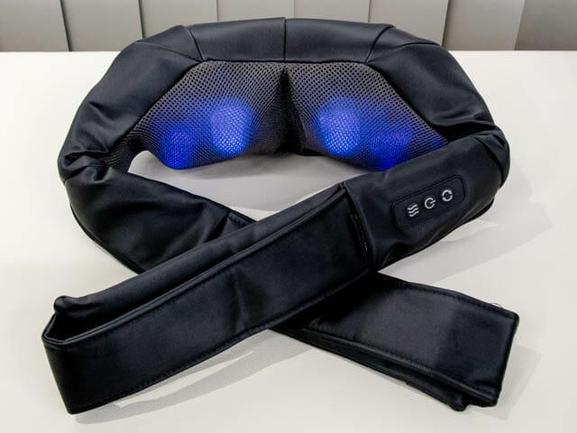 ドクターエア社の勉強会で3Dネックマッサージャーを試してみた