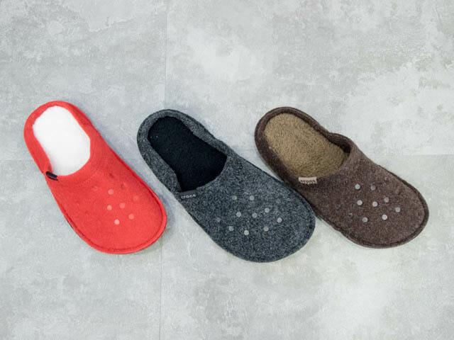Crocs ClassicSlipper カラバリ1