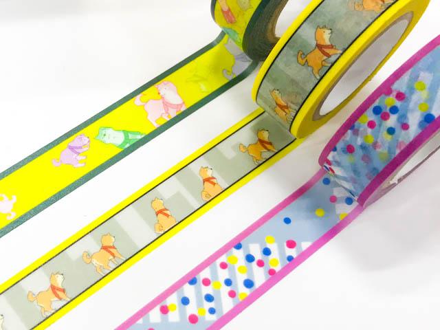 渋谷ロフト限定のマスキングテープが今ならネットで買えるぞ #ロフト #秘密の屋根裏 #渋谷ロフト限定マスキングテープ