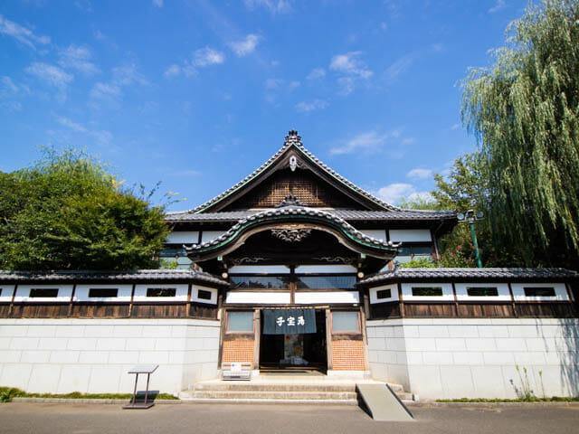 建物を移築復元し展示している江戸東京たてもの園にいってみた