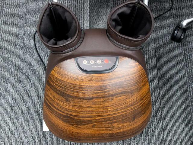 ドクターエア社の勉強会で3Dフットマッサージャーを試してみた