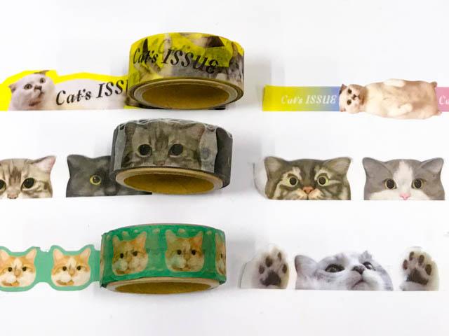 ロフトの秘密の屋根裏にCat's ISSUE(キャッツ イシュー)からネコグッズが大集合 #ロフト #秘密の屋根裏 #Cat'sISSUE