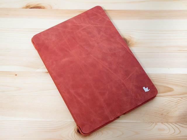 所有感のある本革iPad Proケースに大満足