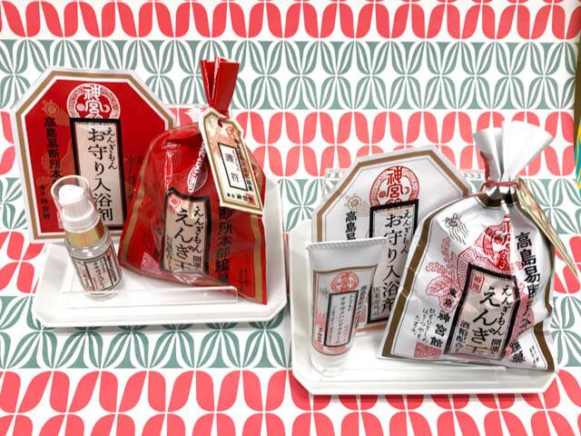 高島暦の神宮館とコラボした縁起の良い癒やしのグッズ「えんぎもん」 #ロフト #秘密の屋根裏 #えんぎもん