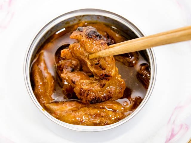 缶つま 鶏セセリ実食