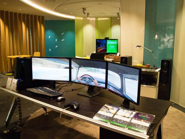 マイクロソフト 本社 30F ゲーム部屋