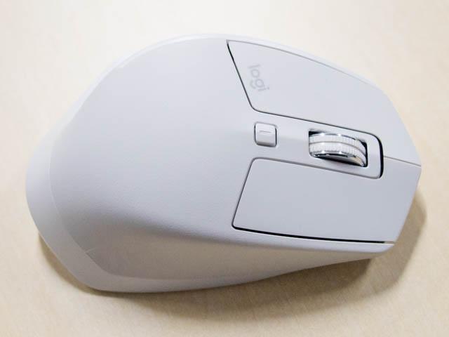 Logicool MX2100s右側面