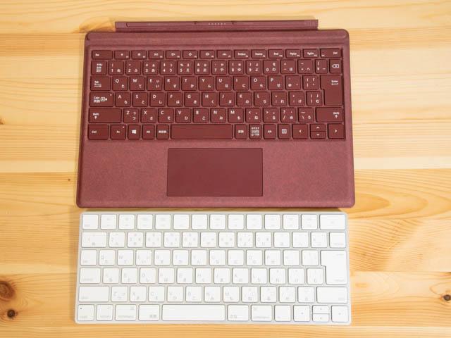 SurfacePro タイプカバー