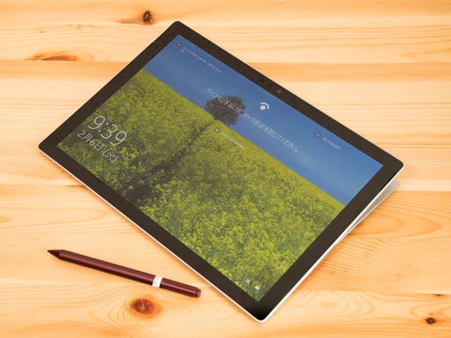 SurfacePro スタジオモード