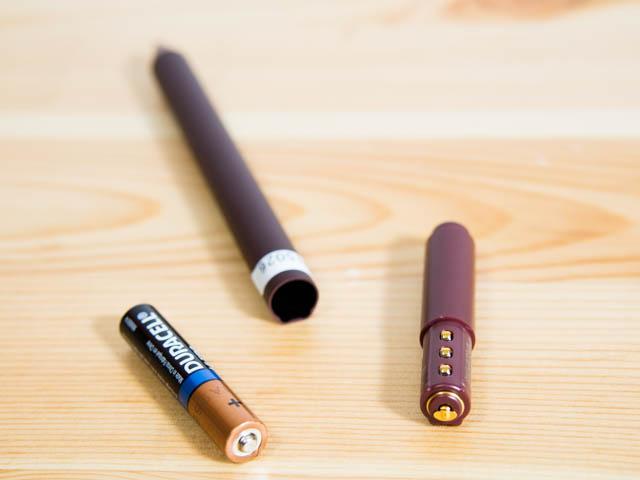 SurfacePro ペン電池