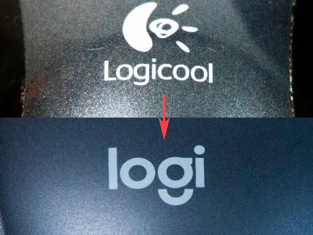 Logicool ロゴ
