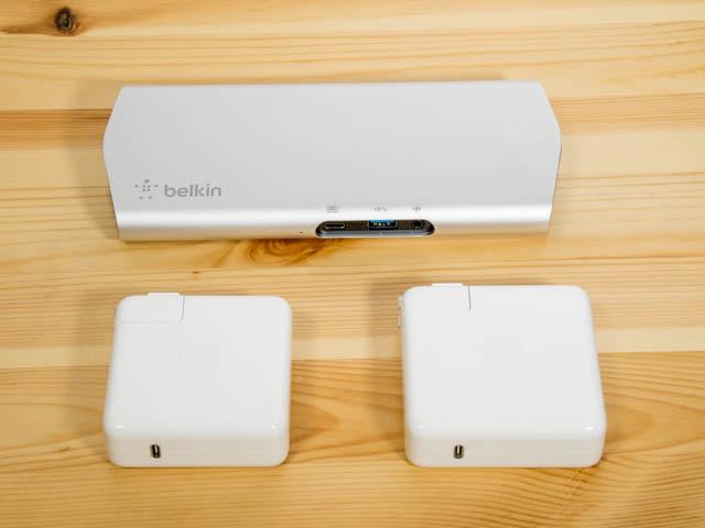 SurfaceBook2 充電可能機器