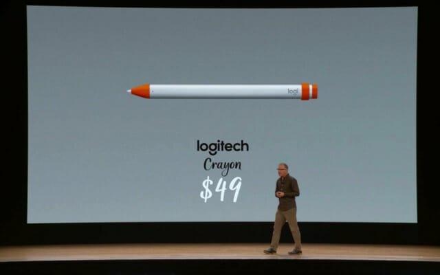 AppleSpecialEvent201803 ロジテックペン