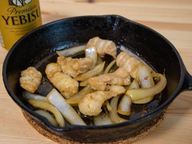 コストコ 牛シマ腸 ホルモン焼き